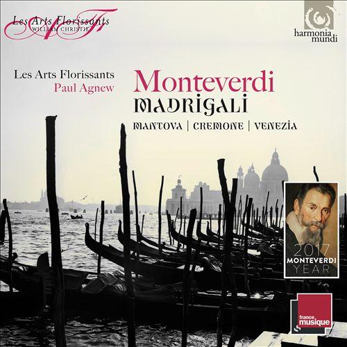 Madrigals: Mantova, Cremona, Venezia