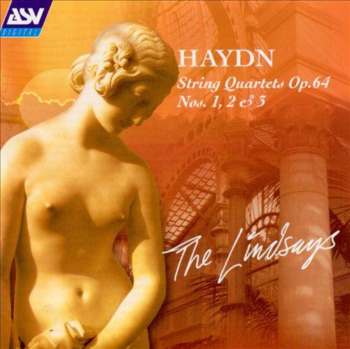 Haydn: String Quartets, Op. 64, Nos. 1-3