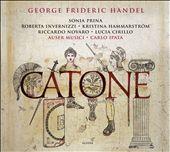 George Frideric Handel: Catone