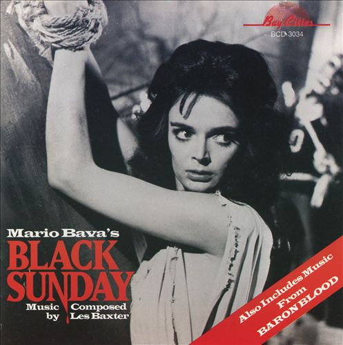 Black Sunday [Original Soundtrack]