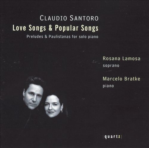 Santoro: Love Songs & Popular Songs