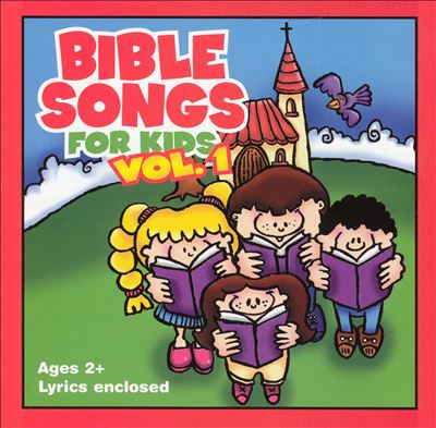 Bible Songs For Kids, Vol. 1 [Madacy 50209]
