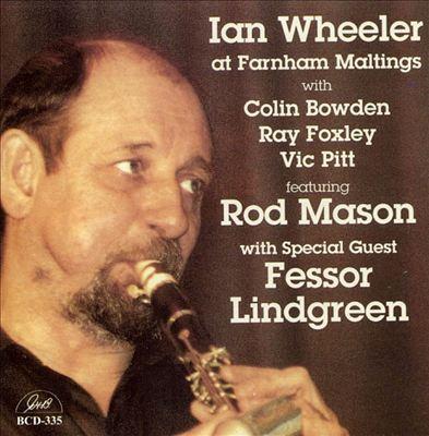Ian Wheeler at Farnham Maltings