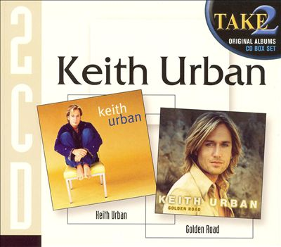 Keith Urban/Golden Road