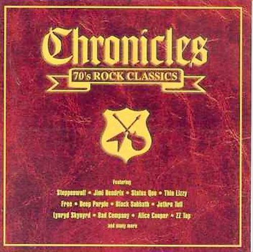 Chronicles: 70's Rock Classics