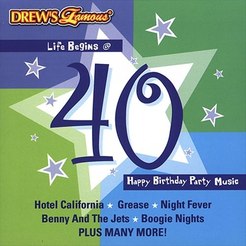 Drew's Famous: Life Begins at 40
