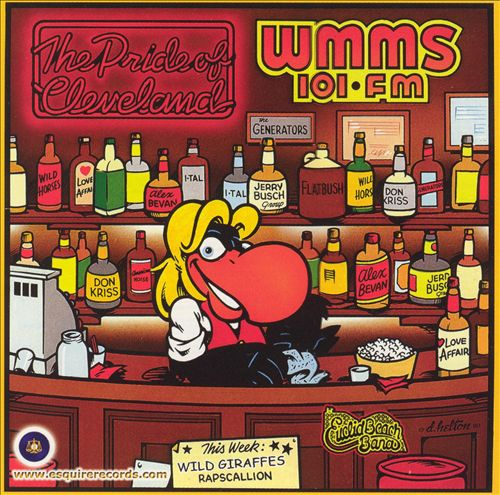 The Pride of Cleveland: WMMS 101 FM