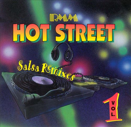 Hot Street Salsa Remixes, Vol. 1
