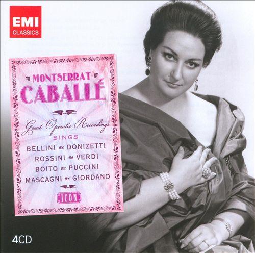 Icon: Montserrat Caballé