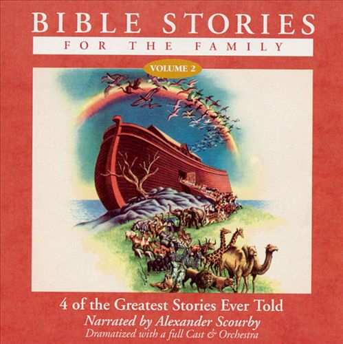 Bible Stories for the Family, Vol. 2