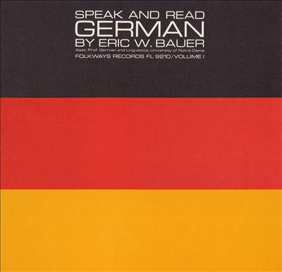 Speak and Read German, Vol. 1
