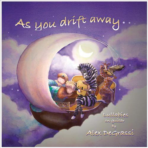 As You Drift Away: Lullabies on Guitar