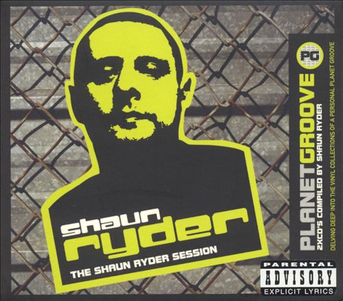 Planet Groove: The Shaun Ryder Session