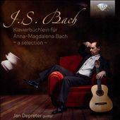 J.S. Bach: Klavierbüchlein für Anna-Magdalena Bach 1725 - A Selection