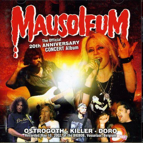 Mausoleum 20th Anniversary Concert Album