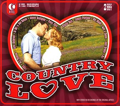 K-Tel Presents Country Love