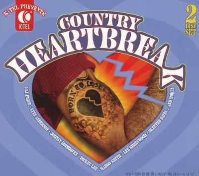 K-Tel Presents Country Heartbreak