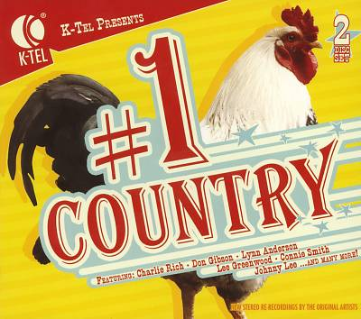 K-Tel Presents: #1 Country