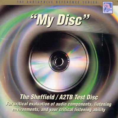 Sheffield Lab: Auto Sound 2000 Test Disc