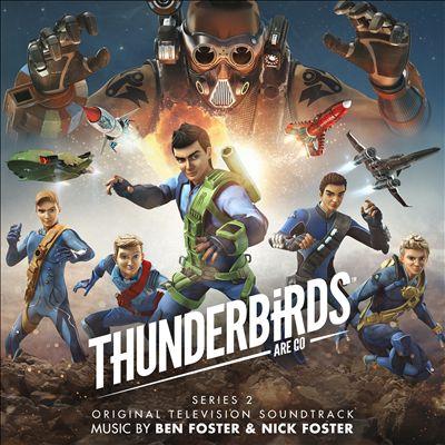 Thunderbirds Are Go, Season 2 [Original TV Soundtrack]