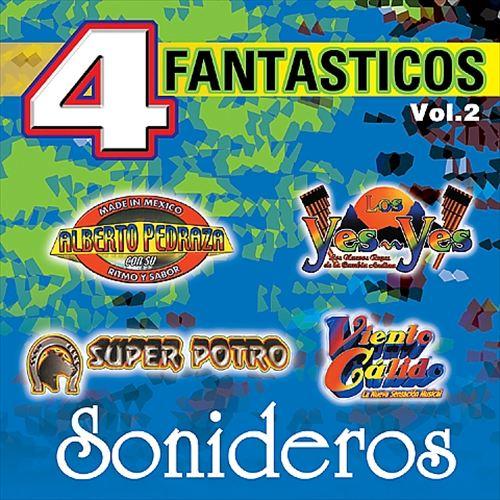 4 Fantasticos Sonideros, Vol. 2