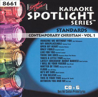 Contemporary Christian, Vol. 1 [Sound Choice 8661]