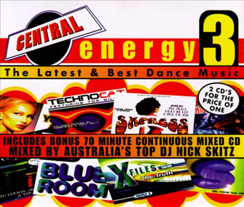 Central Energy, Vol. 3: The Latest & Best Dance Music