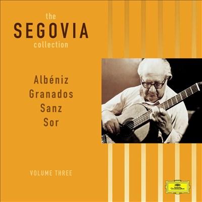 The Segovia Collection, Vol. 3