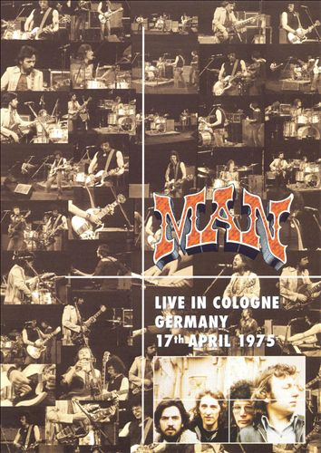 Live in Cologne Germany 17th April 1975
