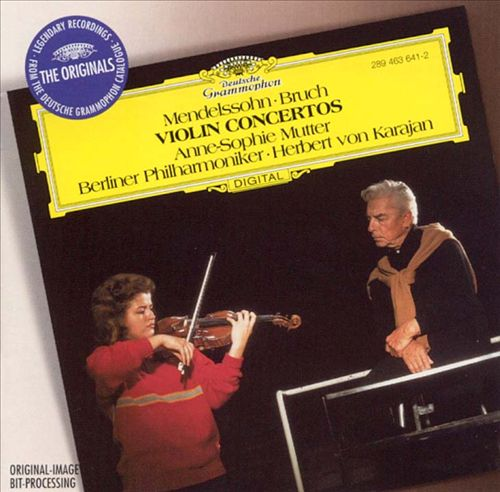 Mendelssohn and Bruch: Violin Concertos