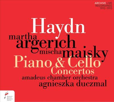 Haydn: Piano & Cello Concertos