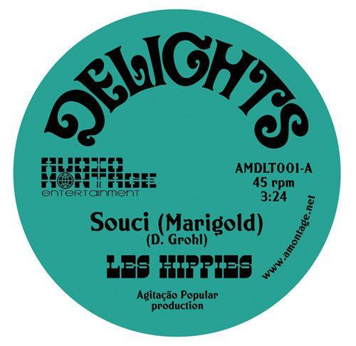 Souci (Marigold)