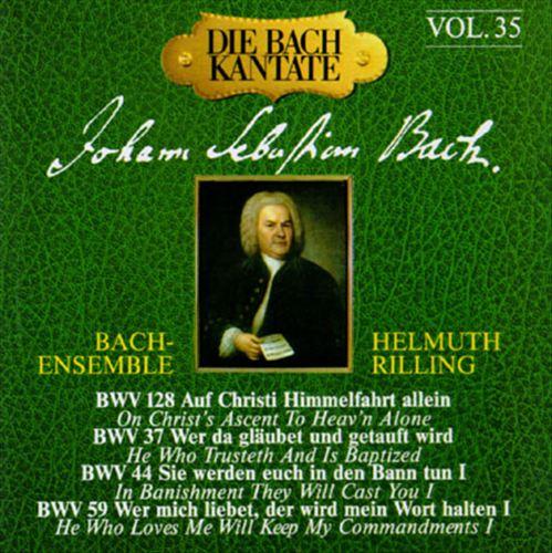 Die Bach Kantate, Vol. 35