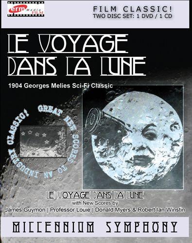 Le Voyage dans la Lune: Four New Complete Scores [Includes DVD]