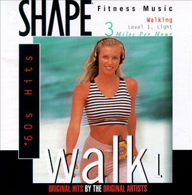 Shape Fitness Music: Walk, Vol. 1: 60s Hits