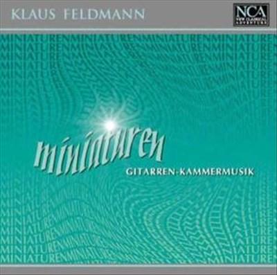 Feldmann: Concert for Two Guitars
