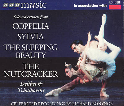 Selected extracts from Coppelia, Sylvia, The Sleeping Beauty, The Nutcracker