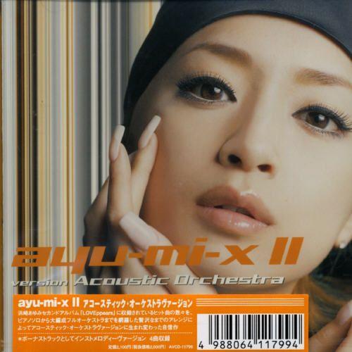 Ayu-Mi-X, Vol. 2: Acoustic Version