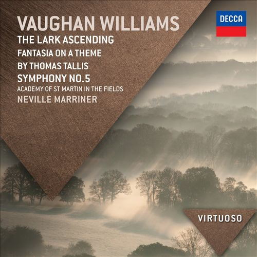 Vaughan Williams: The Lark Ascending; Fantasia on a Theme of Thomas Tallis; Symphony No. 5