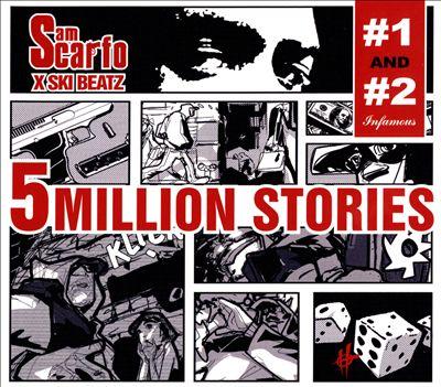 5 Million Stories, Vols. 1 & 2