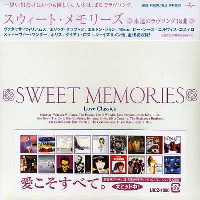Sweet Memories: 18 Love Classics