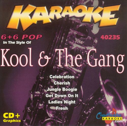 Chartbuster Karaoke: Kool & The Gang [2004]