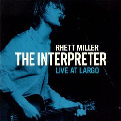 The Interpreter: Live at Largo