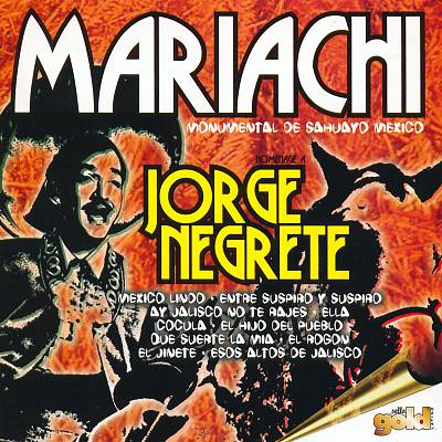 Homenaje a Jorge Negrete