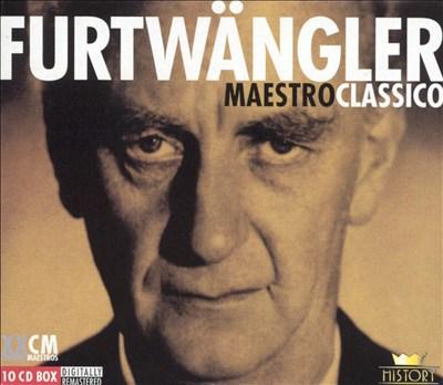 Furtwängler: Maestro Classico (Box Set)