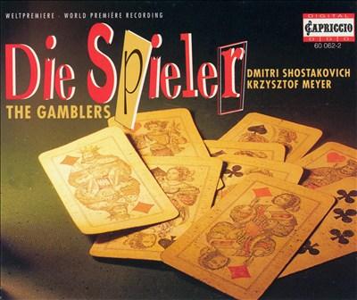 Shostakovich: Die Spieler