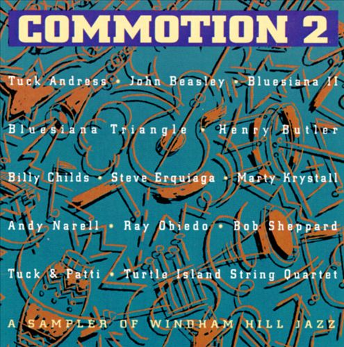 Commotion 2: A Sampler of Windham Hill Jazz