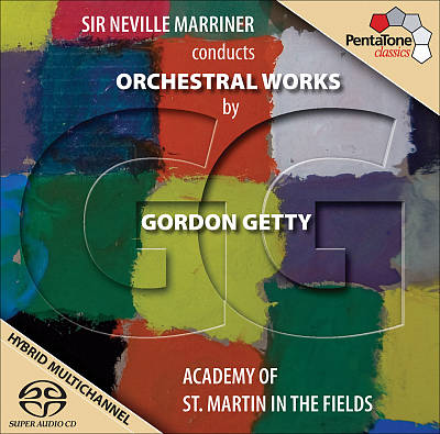 Gordon Getty: Orchestral Works