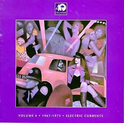 Island 40, Vol. 4: 1967-1975 -- Electric Currents