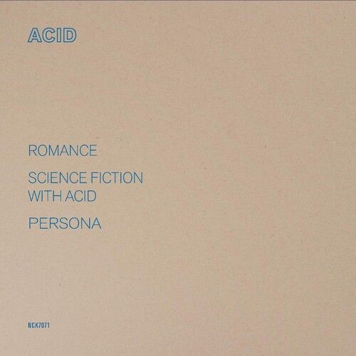 Romance/Science Fiction With Acid/Persona